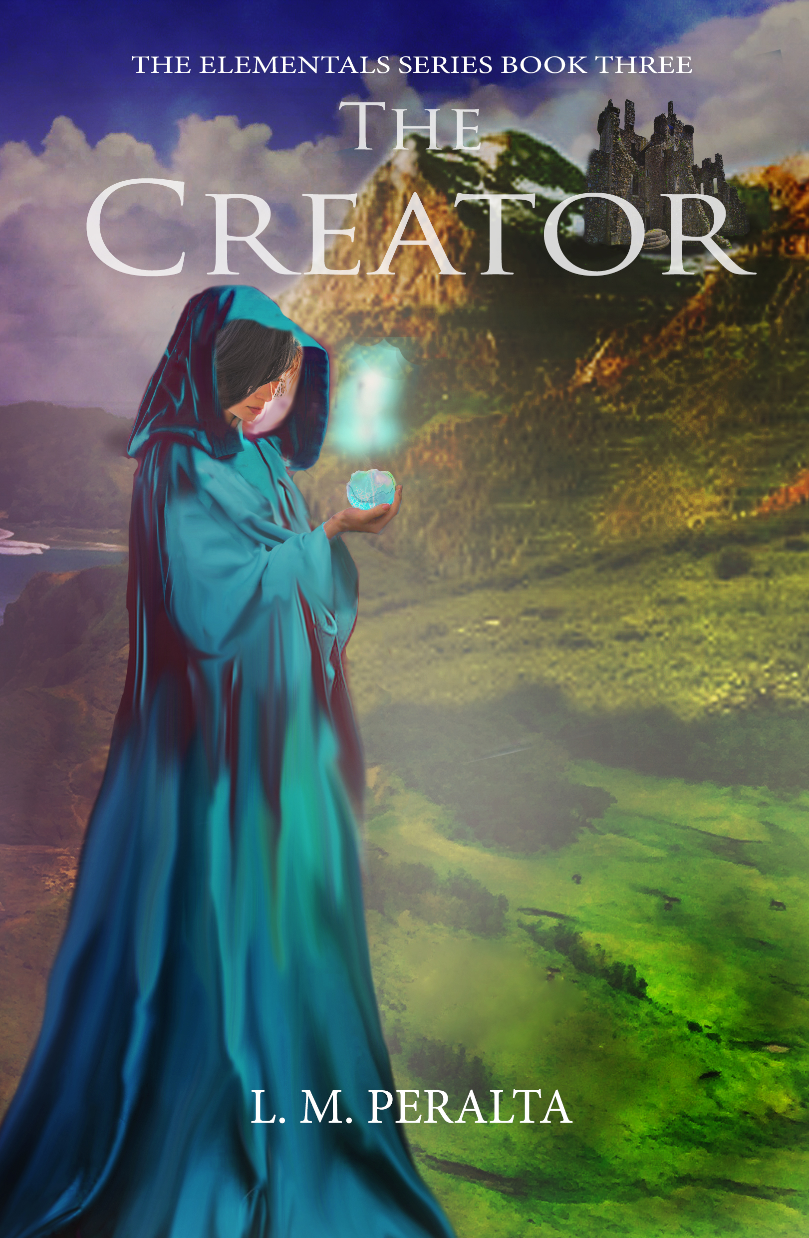 Fantasy Book Cover Maker : Fantasy author l m peralta s books